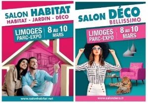 Salon Habitat & Déco à Limoges (87) édition 2019