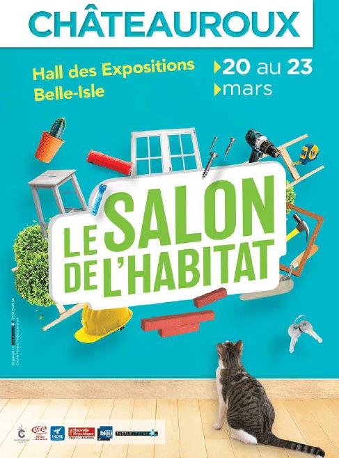Salon Habitat à Châteauroux (36) édition 2020