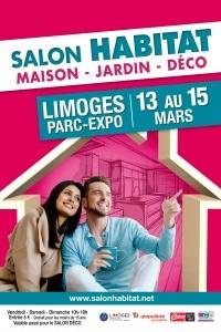 Salon Habitat à Limoges (87) édition 2020